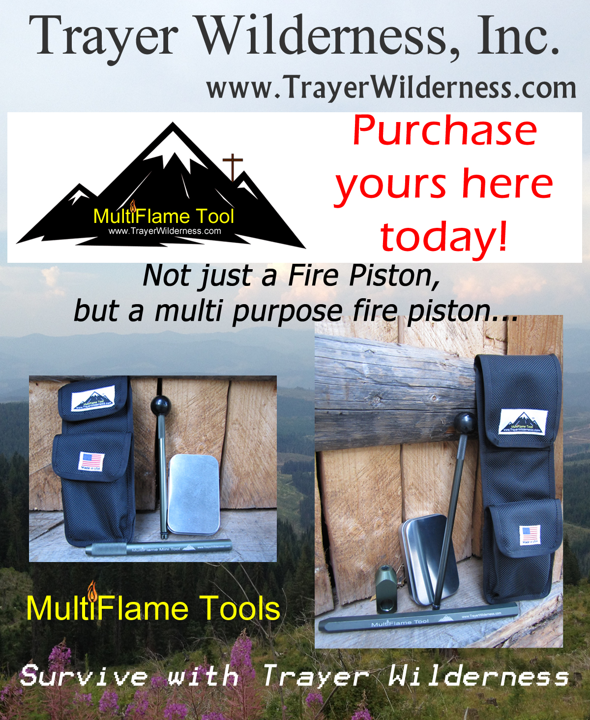 For more details on my MultiFlame Tools…