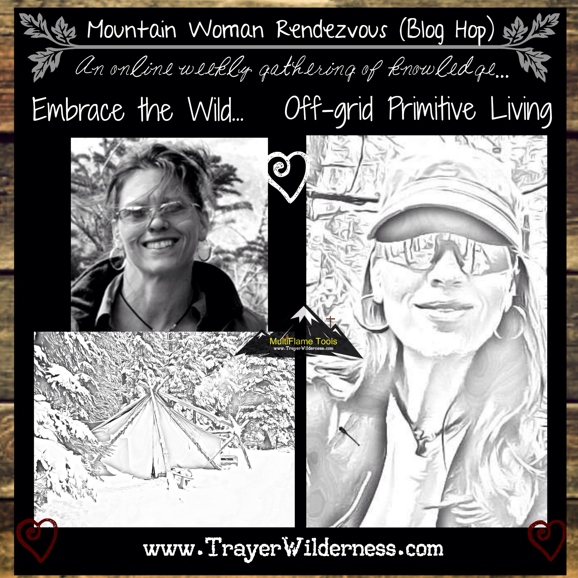 Mountain Woman Rendezvous has been merged…  Read more….