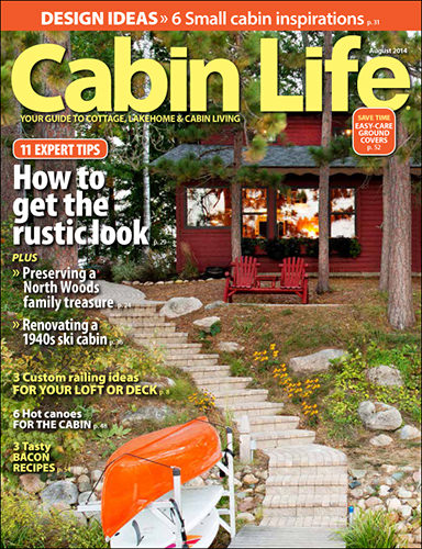Cabin Life Magazine – Q & A on Alternative Power Sources