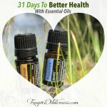 31 Days To Better Health