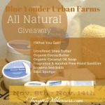 All Natural Spa Giveaway