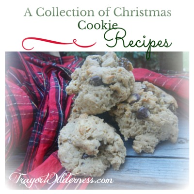 A Collection of Christmas Cookie Recipes – Featuring Mammy's Sour Cream Cookies