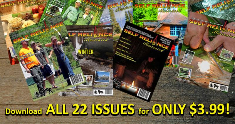 Last Issue of Self Reliance Illustrated