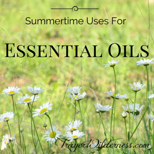 Summertime Uses For Essential Oils