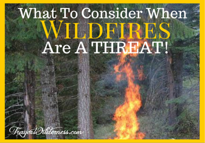 What You Should Consider When Fire Is A Threat?