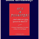Its a Disaster Giveaway