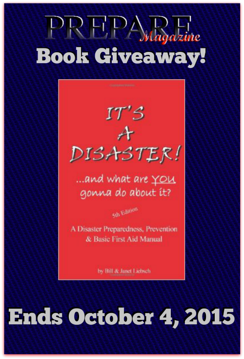 It's a Disaster…and what are YOU gonna do about it? (Review/Giveaway)
