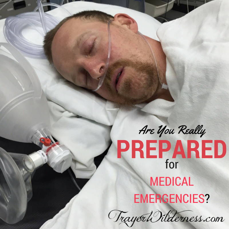 Are You Really Prepared For Medical Emergencies?