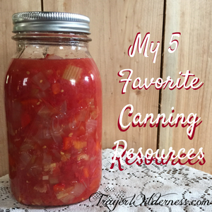 My 5 Favorite Canning Resources