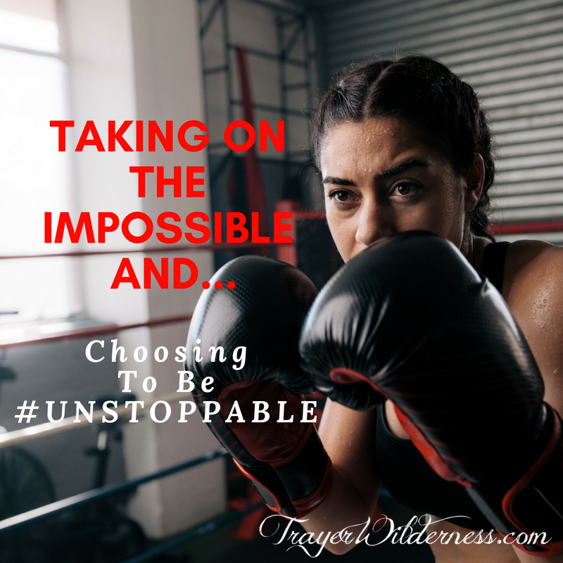 Taking On The Impossible And…