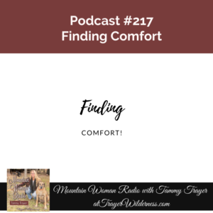 Podcast #217: Finding Comfort