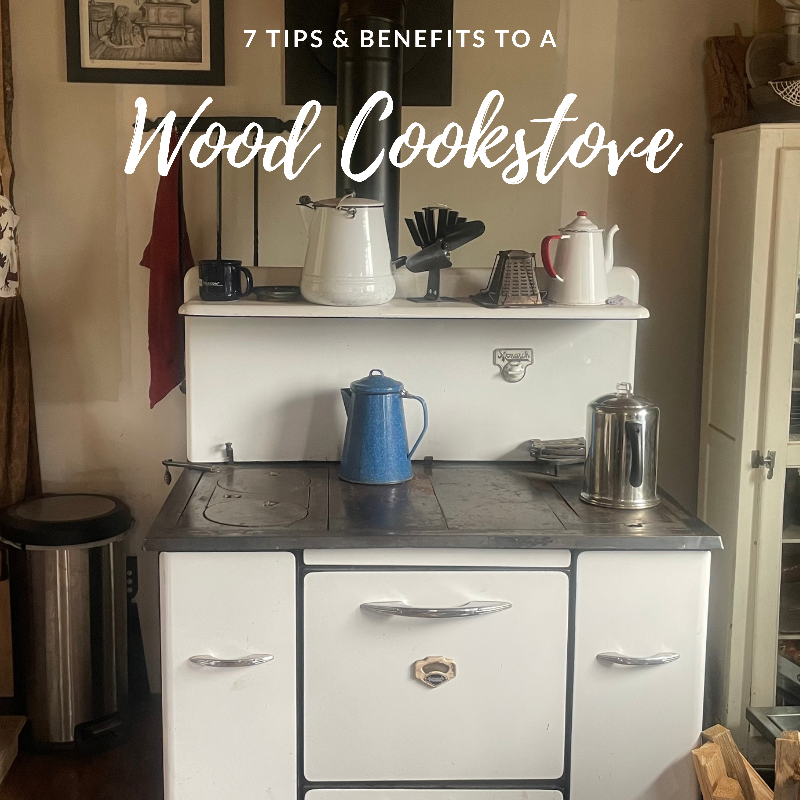 7 Benefits & Tips To A Wood Cookstove